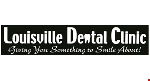 Product image for Louisville Dental $36.00 Service Call Reg. Price $48.00.