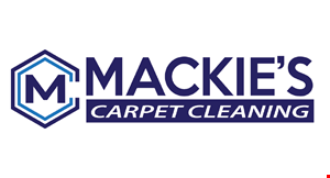 Mackie Carpet Cleaning logo