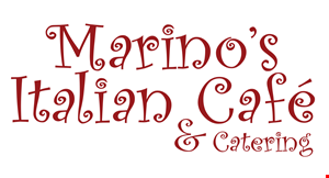 Marino's Restaurant logo