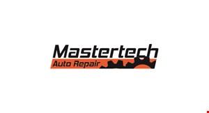 Mastertech Auto Repair logo