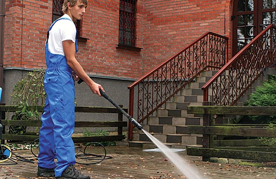 Product image for Stark's Ohio Pressure Wash $25 OFF 6 Step House Washing Job.
