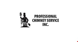 Professional Chimney Service Inc. logo