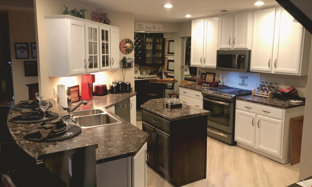 Product image for RDW Homes $11,495 INSTALLED Dream Kitchen  Package