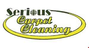 Serious Carpet Cleaning logo