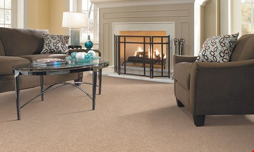 Product image for Serious Carpet Cleaning Three Rooms of Carpet Cleaning $121 +Tax