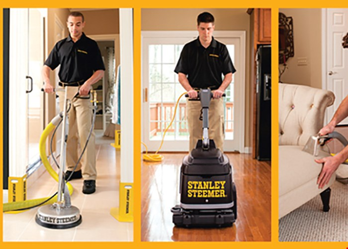Product image for Stanley Steemer 14% OFF Your Entire Order.