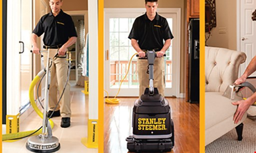 Product image for Stanley Steemer 14% off any cleaning service.