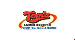 Toms Sewer And Septic Service logo
