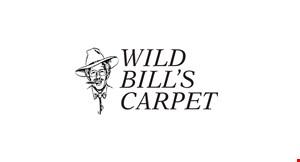 Wild Bills Carpet logo