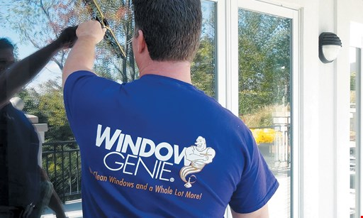 Product image for Window Genie Of Canton 15% OFF Any Single Service.