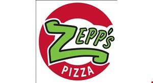 Zepp's Pizza logo