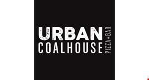 Product image for Urban Coalhouse Pizza & Bar FREE wings with food purchase of $15 or more ($12 value). dine in only