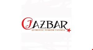 Cazbar Turkish Taverna logo