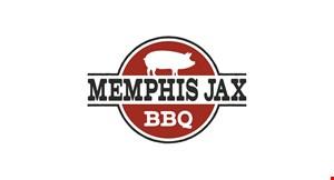Memphis Jax BBQ logo