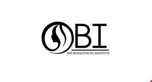 OBI BioAesthetic Institute logo