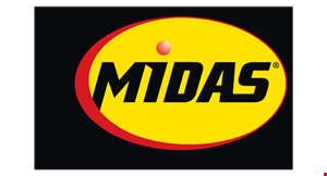 Product image for Midas Brake Service Up to $100 off or $50 off per axle LIFETIME GUARANTEED* BRAKE PADS OR SHOES INSTALLED - Comprehensive brake system evaluation - There may be substantial extra cost for additional parts and labor