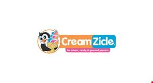 Creamzicle logo