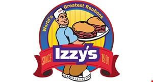 Izzy's logo