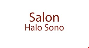 Salon Halo Sono logo
