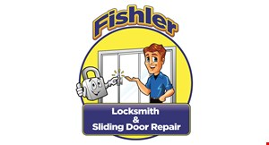 Fishler Locksmith & Sliding Door Repair logo