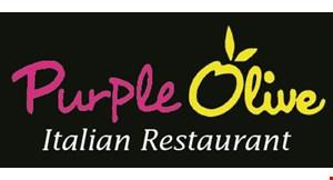 Purple Olive Italian Restaurant logo