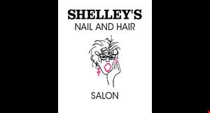 Shelley's Nail and Hair Salon logo
