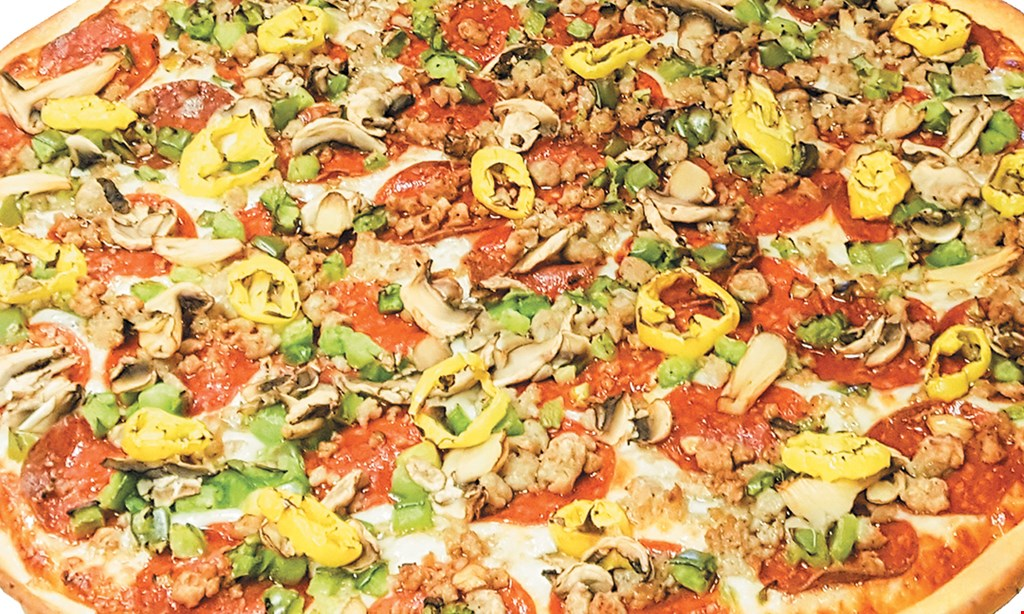 Product image for Italo's Pizza $1 OFF any 12-piece chicken & jojo's.