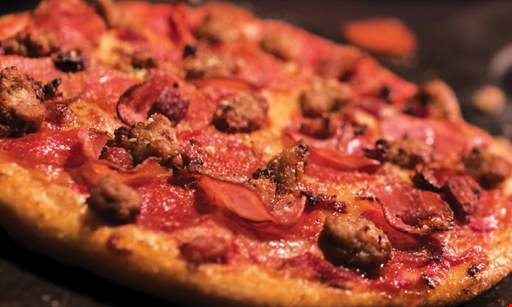 """Product image for Rapid Fired Pizza $5 Single-Topping Purchase one single-topping 9"""" or 11"""" pizza for only $5."""