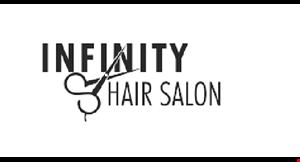 Infinity Hair Salon logo