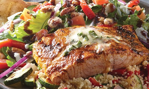 Product image for Taziki's Mediterranean Cafe - Suwanee $22.99 for (2) Taziki's Feast and (2) Regular Beverages