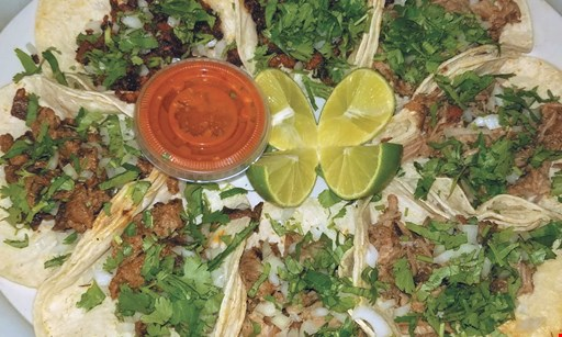 Product image for Los Compadres Mexican Grill 1/2 OFF lunch plate