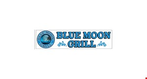 Blue Moon Grill & Catering Company logo