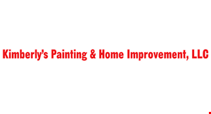 Kimberly's Painting and Home Improvement logo