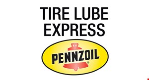 Tire Lube Express logo