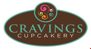 Cravings Cupcakery logo