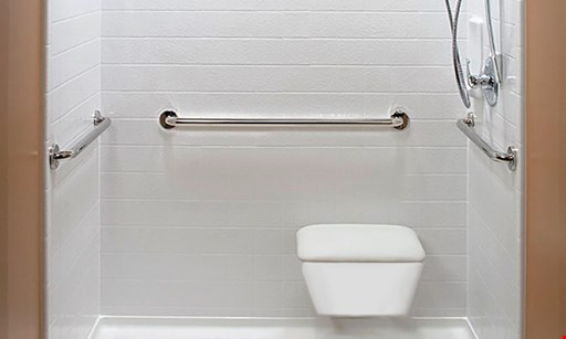 Product image for All County One Day Bath Corp $1000 off a bathroom plus incredible finance options available