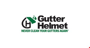 Product image for Gutter Helmet Limited Time Fall Sale Free installaion plus 10% off and 0% interest for 12 months