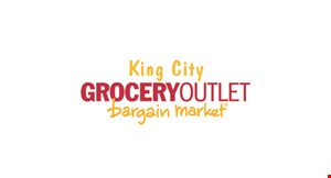Grocery Outlet - King City logo