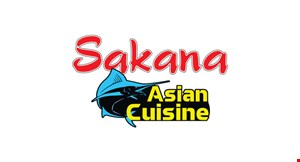 Sakana Asian Cuisine logo