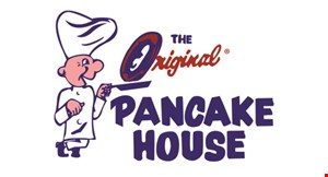 Product image for The Original Pancake House $9 off any purchase of $30 or more.