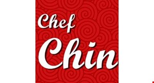 Product image for Chef Chin $10 OFFany purchase of $50.