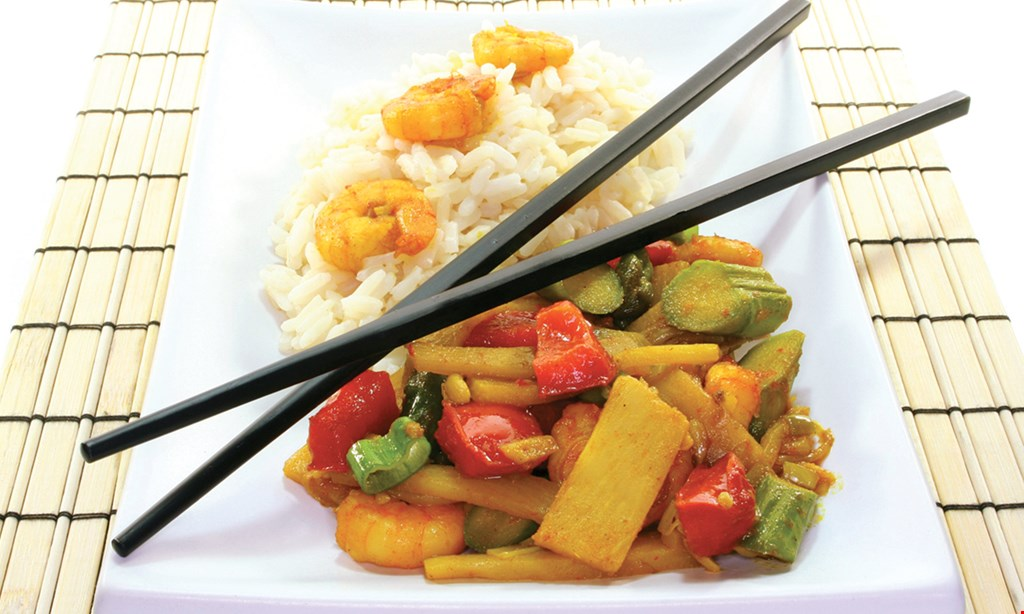 Product image for Chef Chin 10% off takeout order