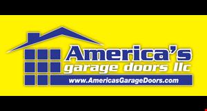 America's Garage Doors, llc logo