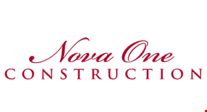 Nova One Construction logo