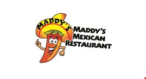 Maddy's Mexican Restaurant logo
