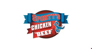 Sporty's Restaurant and Catering logo