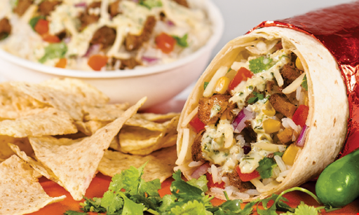 Product image for Hot Head Burritos Free Taco With the purchase of 2 tacos of equal value or more