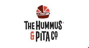 Product image for The Hummus & Pita Co. $2 off Any Chick Pea Chiller.