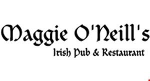 Maggie O'neill's Irish Pub & Restaurant logo