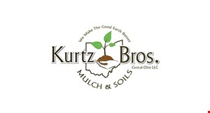 Product image for Kurtz Bros - Dublin 25% off bulk & bagged mulch, topsoil & leaf compost. Pick Up Only. excludes full pallet pricing on bagged products.
